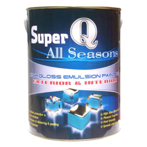 SUPER Q ACRYLIC HIGH GLOSS ENAMEL