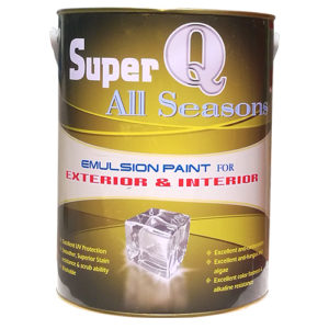 SUPER Q ACRYLIC MATT ENAMEL PAINT