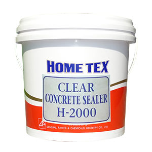CLEAR CONCRETE SELER H-2000-1